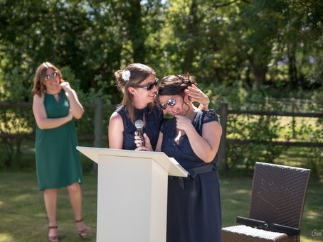 Comment prendre la parole lors d'une cérémonie laïque sans se laisser gagner par le stress ?