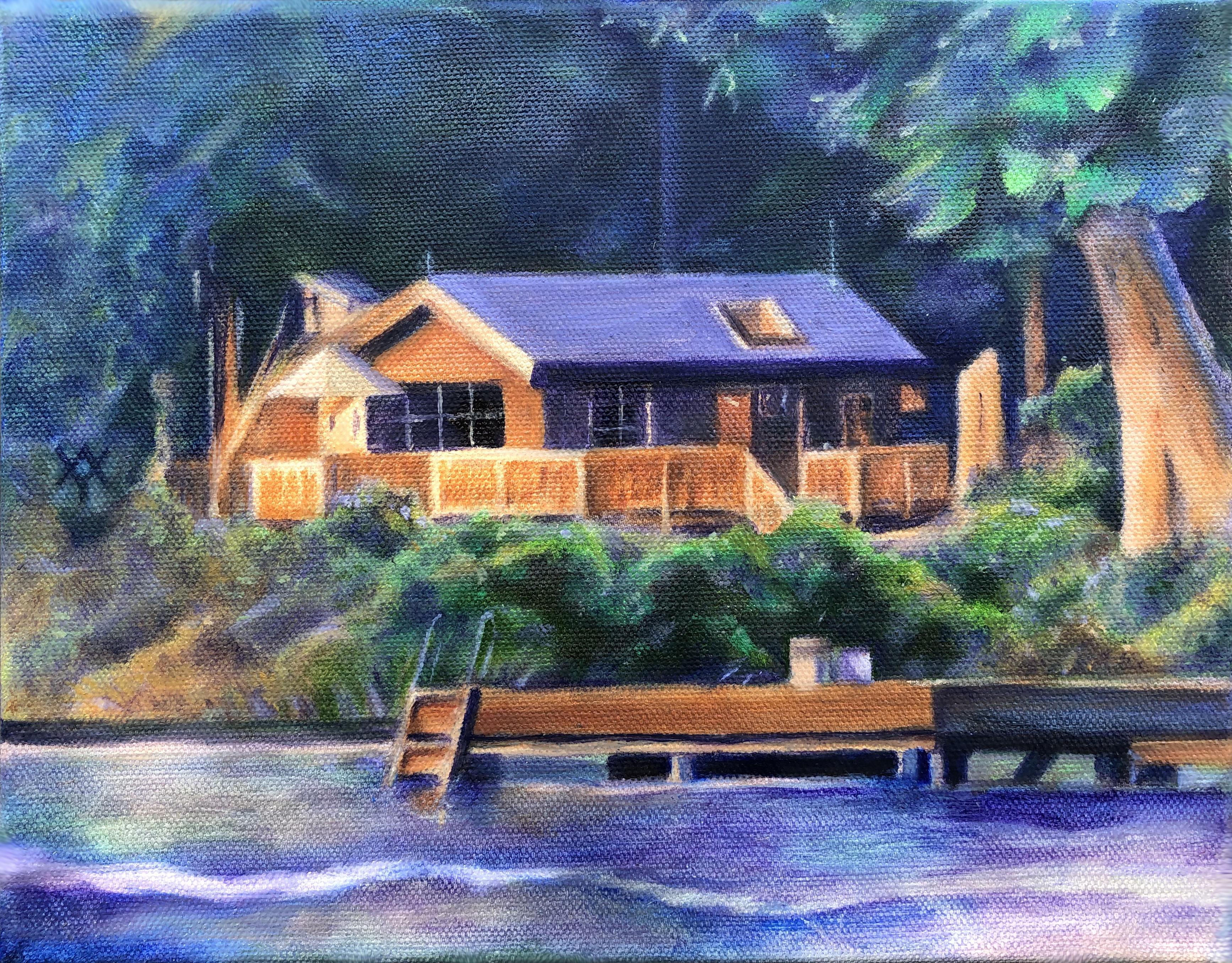 Snohomish Cabin