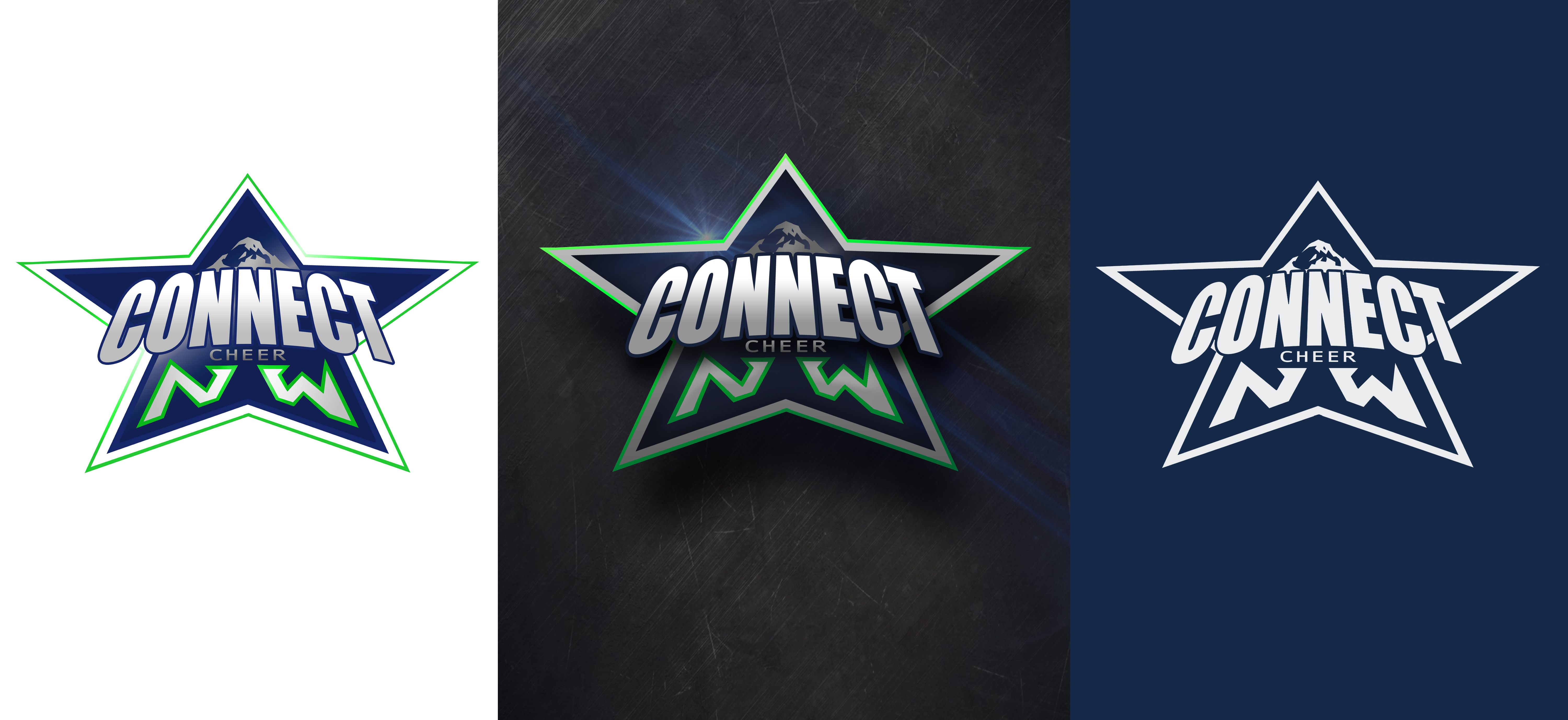 Connect Cheer NW logo