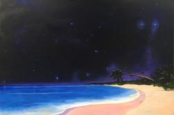 Cameron's Glowing Beach
