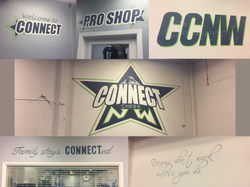 CCNW wall murals