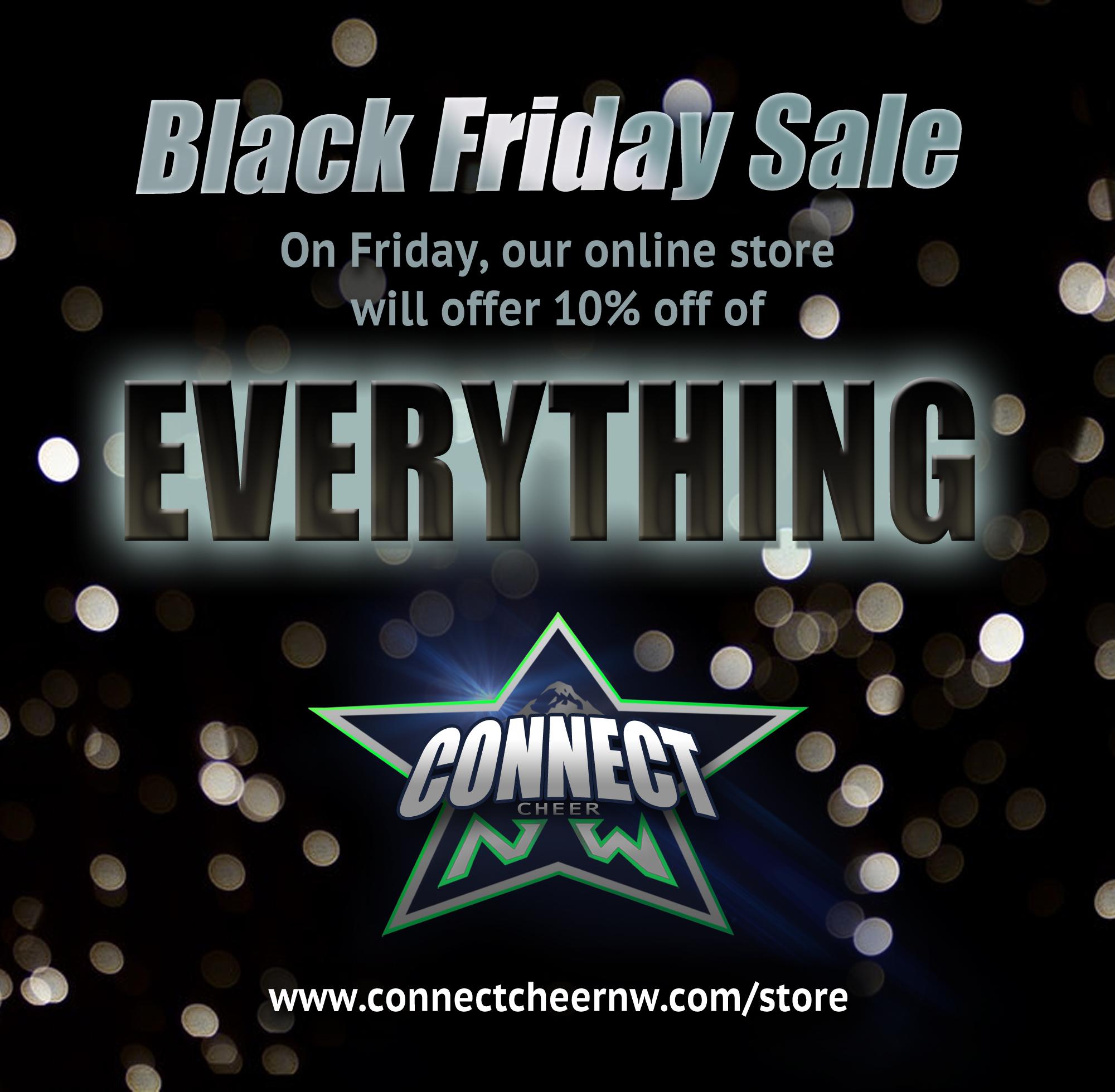 CCNW Black Friday Sale