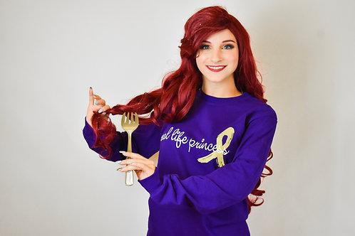 Real Life Princess Purple Long Sleeve