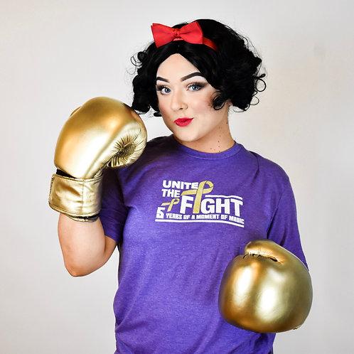 Unite the Fight Purple Short Sleeve