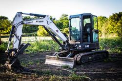 E45, Mini Excavator