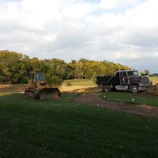 Driveway Excavation