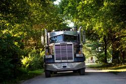 Headshot of Dump Truck