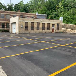 Parking Lot Pad