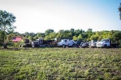 Reiss Earthworks Line Up