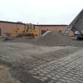 Building Pad-