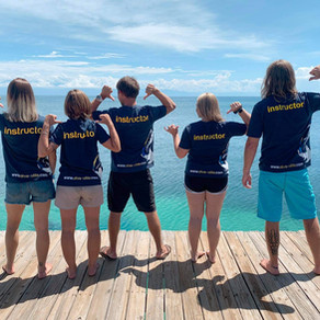Another 100% PASS for our September PADI IDC Graduates!