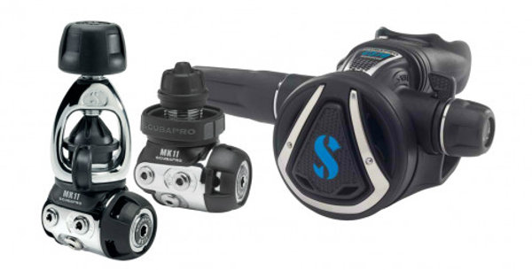 SCUBAPRO MK11 / C370 Regulators