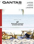 Pendolino featured in Qantas magazine