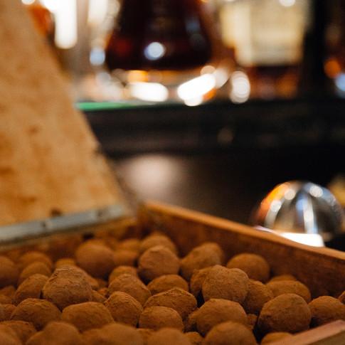 Pendolino Restaurant - 5 - Champagne and Truffle Trolley-08.jpg