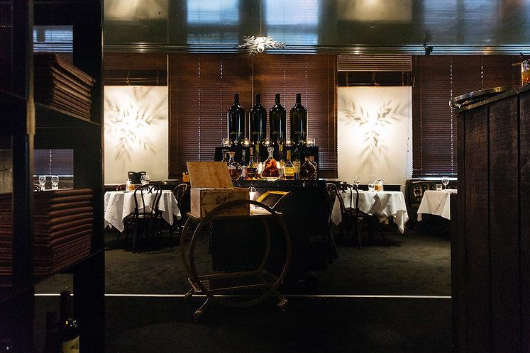 Pendolino Restaurant - 5 - Champagne and