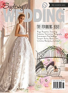 Pendolino featured in Sydney Wedding magazine