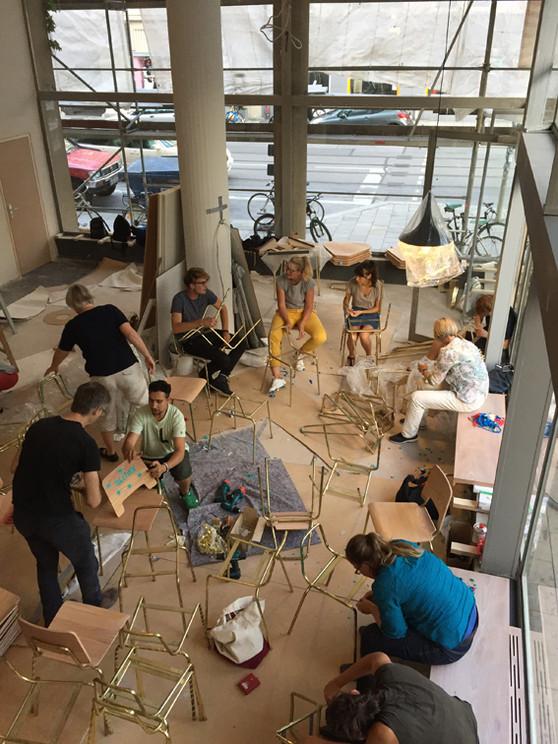 "3rd Workshop ""Bellevue di Monaco"""