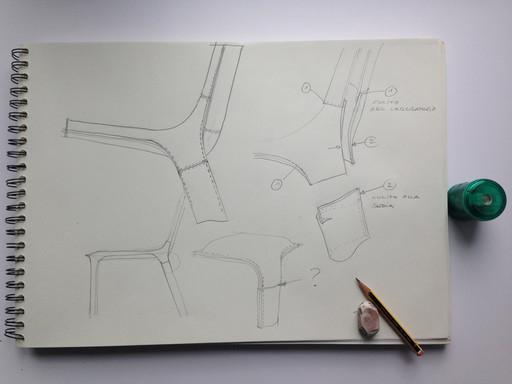 penguin chair, kristalia, michael geldmacher
