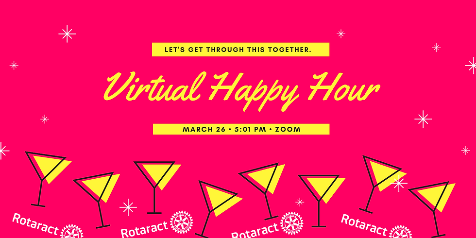 Virtual Happy Hour (with South Metro Networking)
