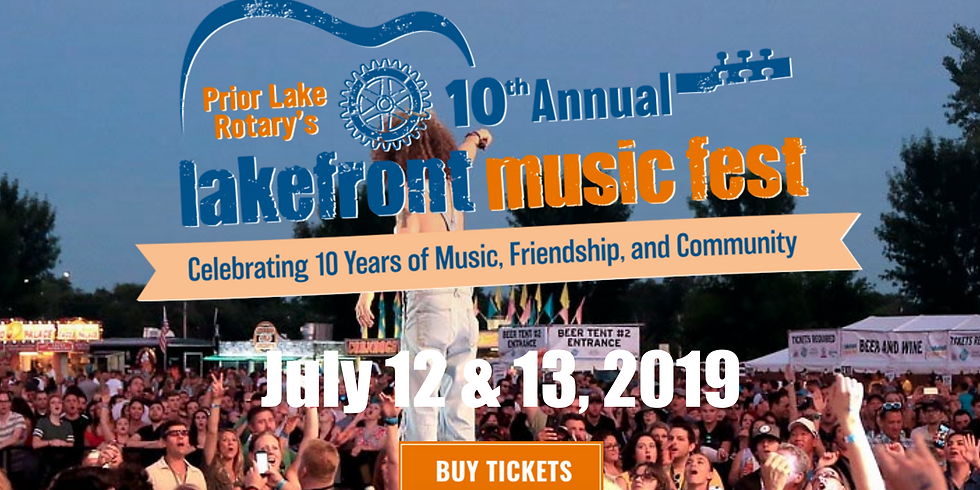 Lakefront Music Fest  |  Get free tickets when you volunteer with us!