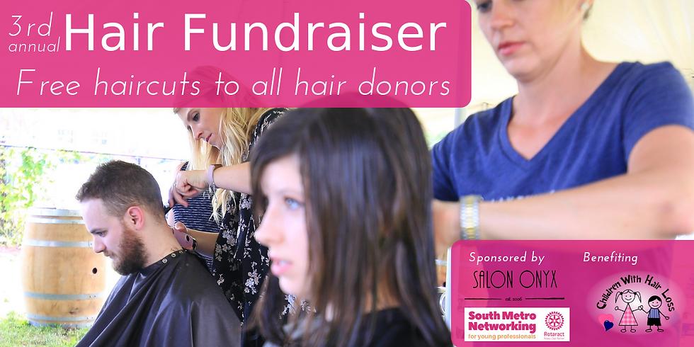 Hair Fundraiser