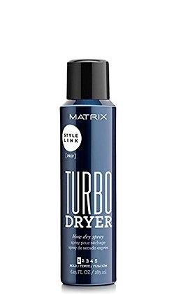 *Matrix* style link turbo dryer