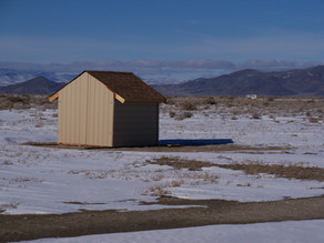 Nevada Shed