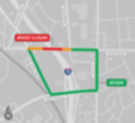 13822_MAP_Gentile Street Bridge Closure_