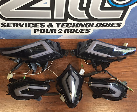 Kit LED Zx-6000 complet
