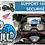 Thumbnail: Platine smartphone Honda Forza 2016 à 2020