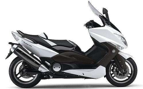 Platine smartphone  Yamaha Tmax 500