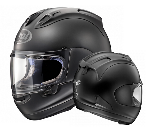 ARAI RX-7V Frost Black + KIT