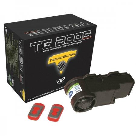 Alarme TG 2005 SRA TMAX 530