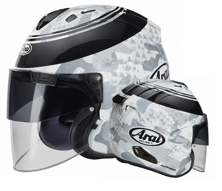 Arai SZR VAS DISC + KIT