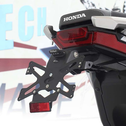 Support de plaque Evotech Honda X-ADV