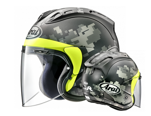 Arai SZR VAS Mimetic + KIT