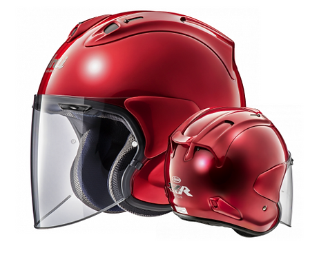 Arai SZR VAS Red + KIT