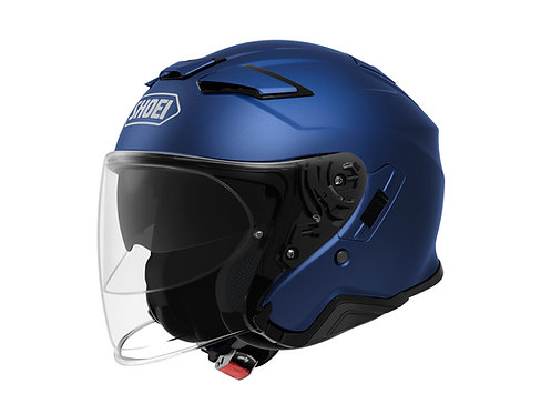Shoei J-cruise II Frost Blue + KIT