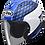 Thumbnail: Arai pacific blue glossy + KIT