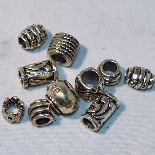 Assorted Charm Beads