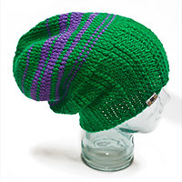 Bruiser Baggy Dreadlock Hat