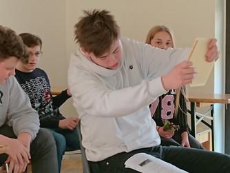 Reformschule: Literatur ist alles andere als dröge…