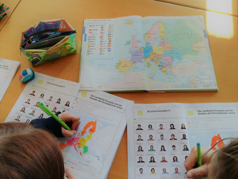 "Reformschule: Schüler widmen sich dem Thema ""Europa"""