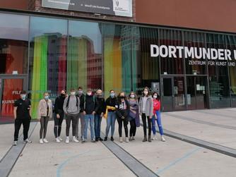 Exkursion nach Dortmund