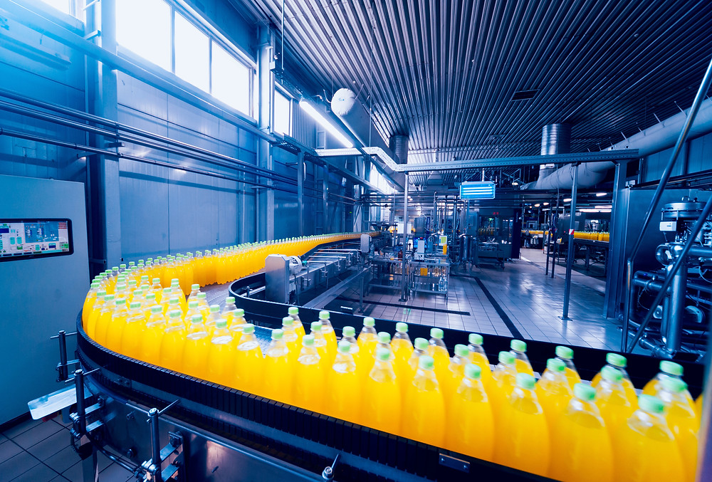 Food & beverage co-packing service agreement