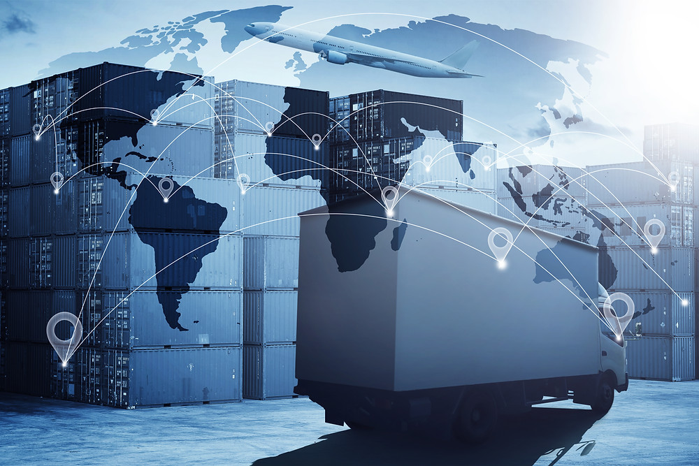 Tracking shipments with IoT