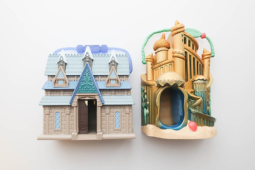 Disney Princess Houses