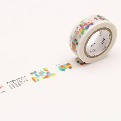 MT Kids Washi Tape Building Block