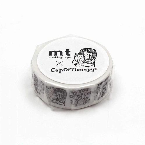 MT Matti Pikkujamsa Washi Tape Cup of Therapy