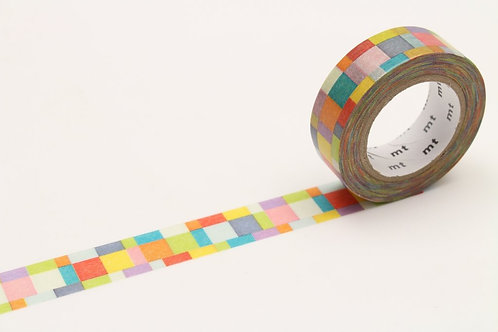 MT Mosaic Washi Tape